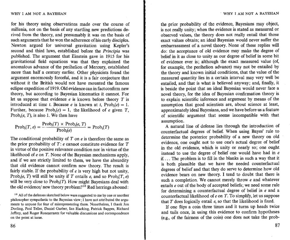 The argument that Einstein gave in 1915 for his gravitational field equations was that they explained the anomalous advance of the perihelion of Mercury, established more than half a century earlier.