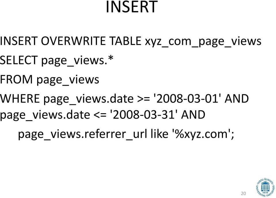 * FROM page_views WHERE page_views.