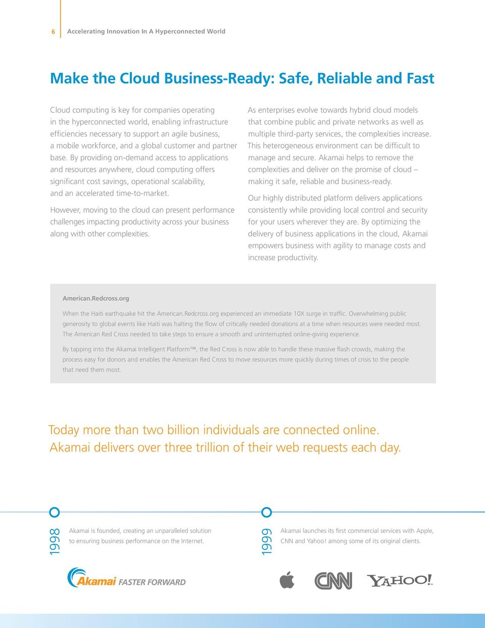 By providing on-demand access to applications and resources anywhere, cloud computing offers significant cost savings, operational scalability, and an accelerated time-to-market.