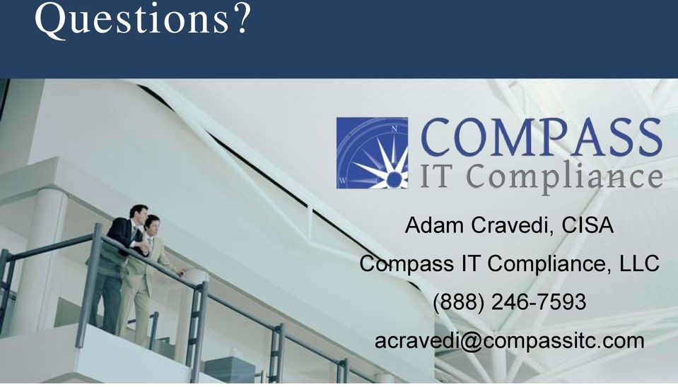 Compass IT Compliance,
