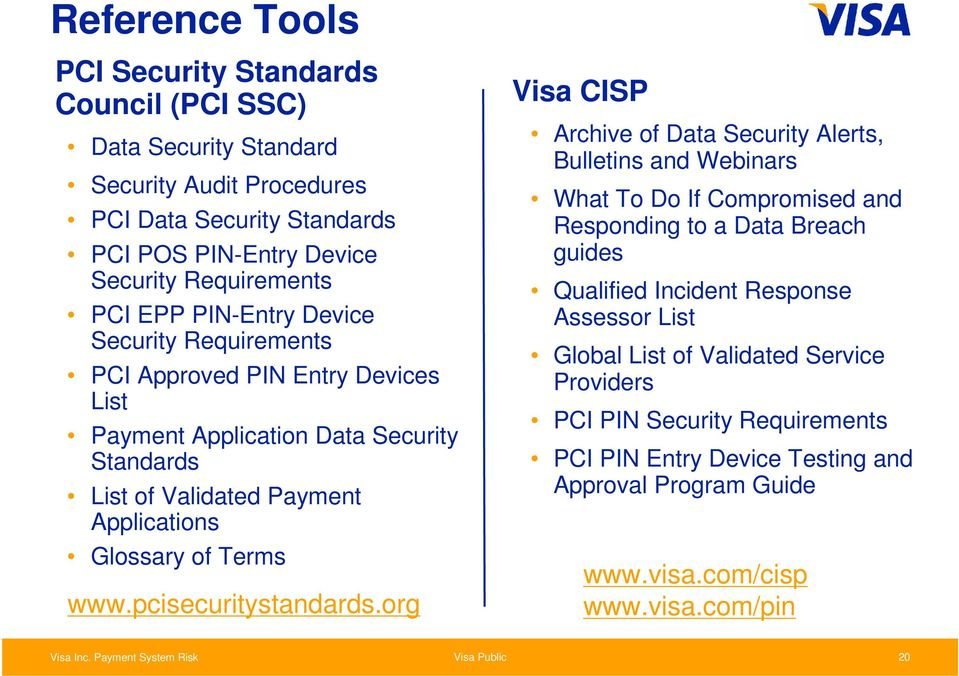 www.pcisecuritystandards.