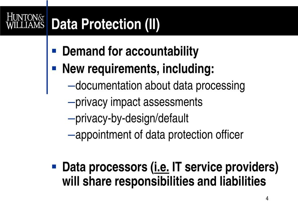 privacy-by-design/default appointment of data protection officer Data