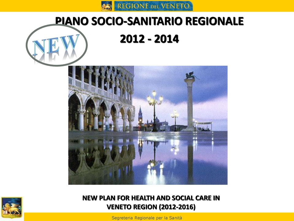 PLAN FOR HEALTH AND SOCIAL