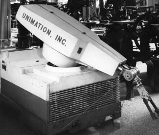 A Structure for the Study of Technology Universals PROCESSES The first industrial robot, called the Unimate, was put on line in 1961 in