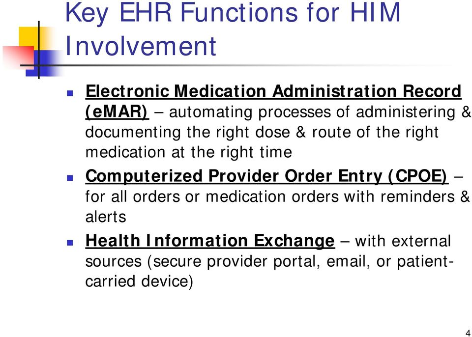 time Computerized Provider Order Entry (CPOE) for all orders or medication orders with reminders &