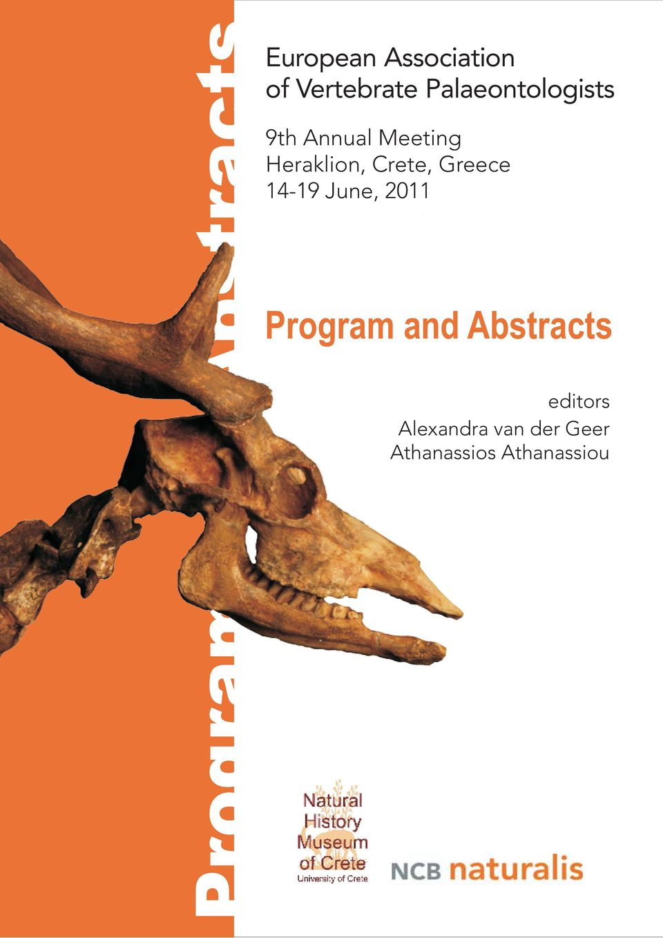 Heraklion, Crete, Greece 14-19 June, 2011 Program