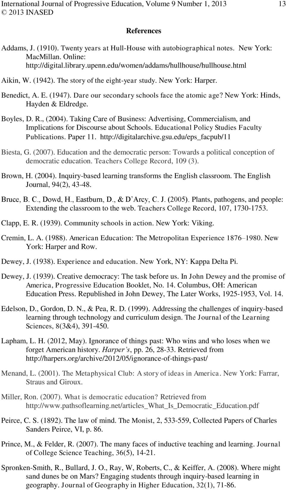 Taking Care of Business: Advertising, Commercialism, and Implications for Discourse about Schools. Educational Policy Studies Faculty Publications. Paper 11. http://digitalarchive.gsu.