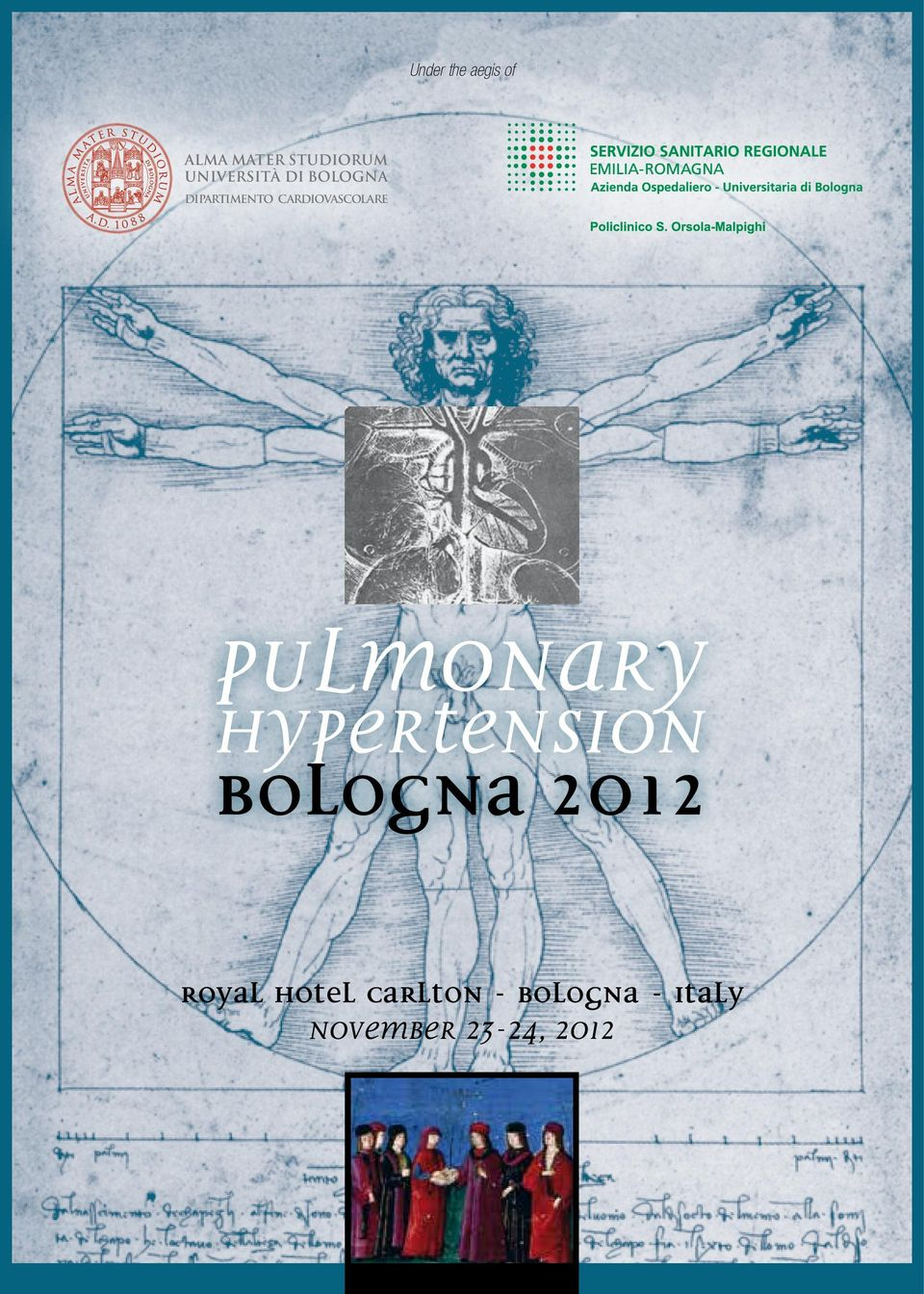 cardiovascolare pulmonary hypertension bologna