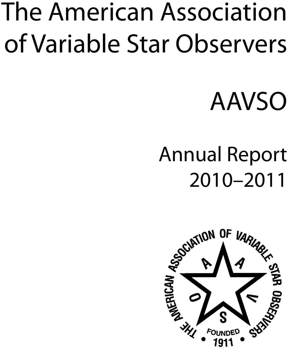 Variable Star
