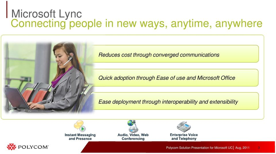 adoption through through Ease of Ease use and of use Microsoft and