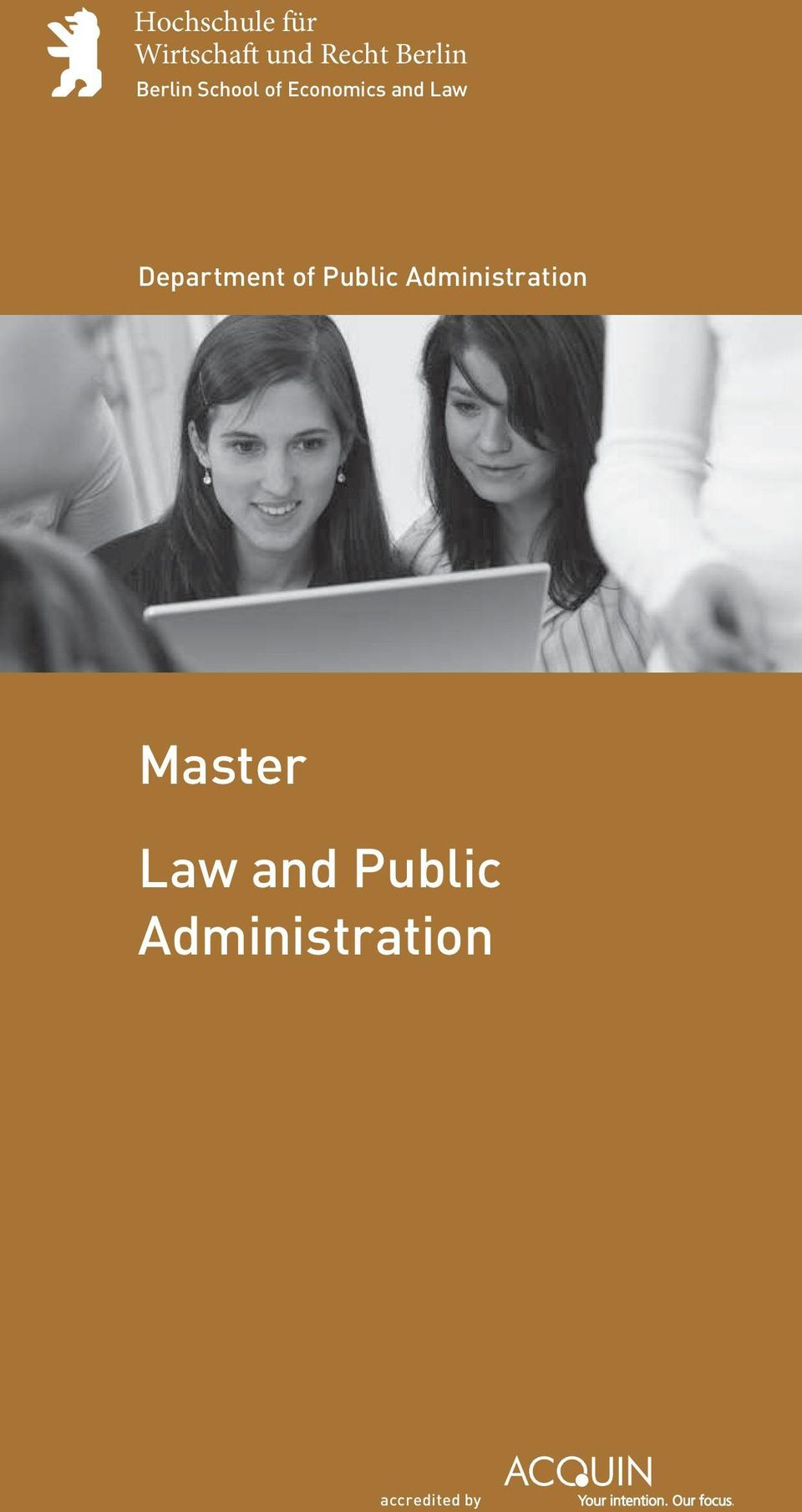 Law Department of Public Administration