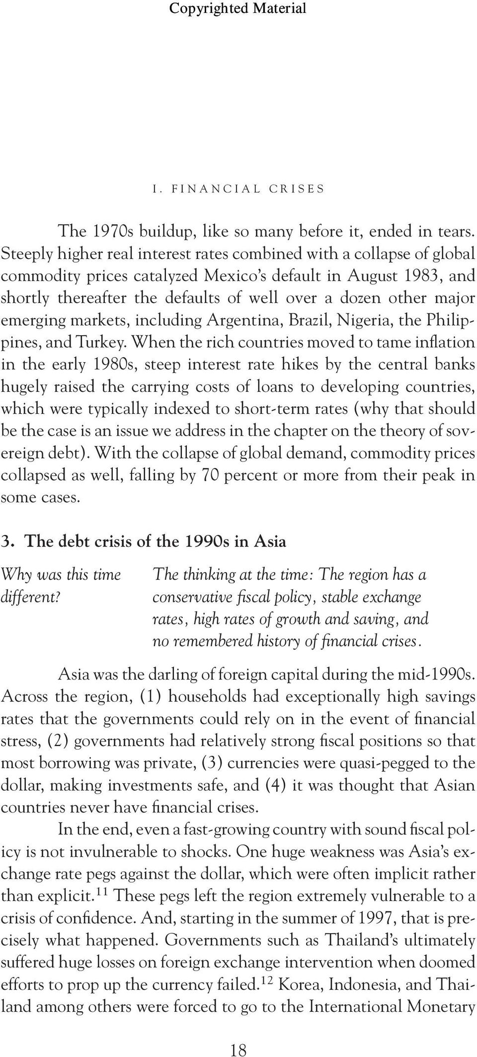 emerging markets, including Argentina, Brazil, Nigeria, the Philippines, and Turkey.