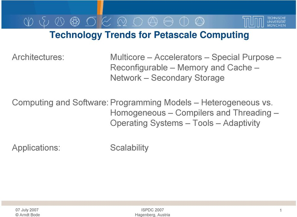 Storage Computing and Software: Programming Models Heterogeneous vs.