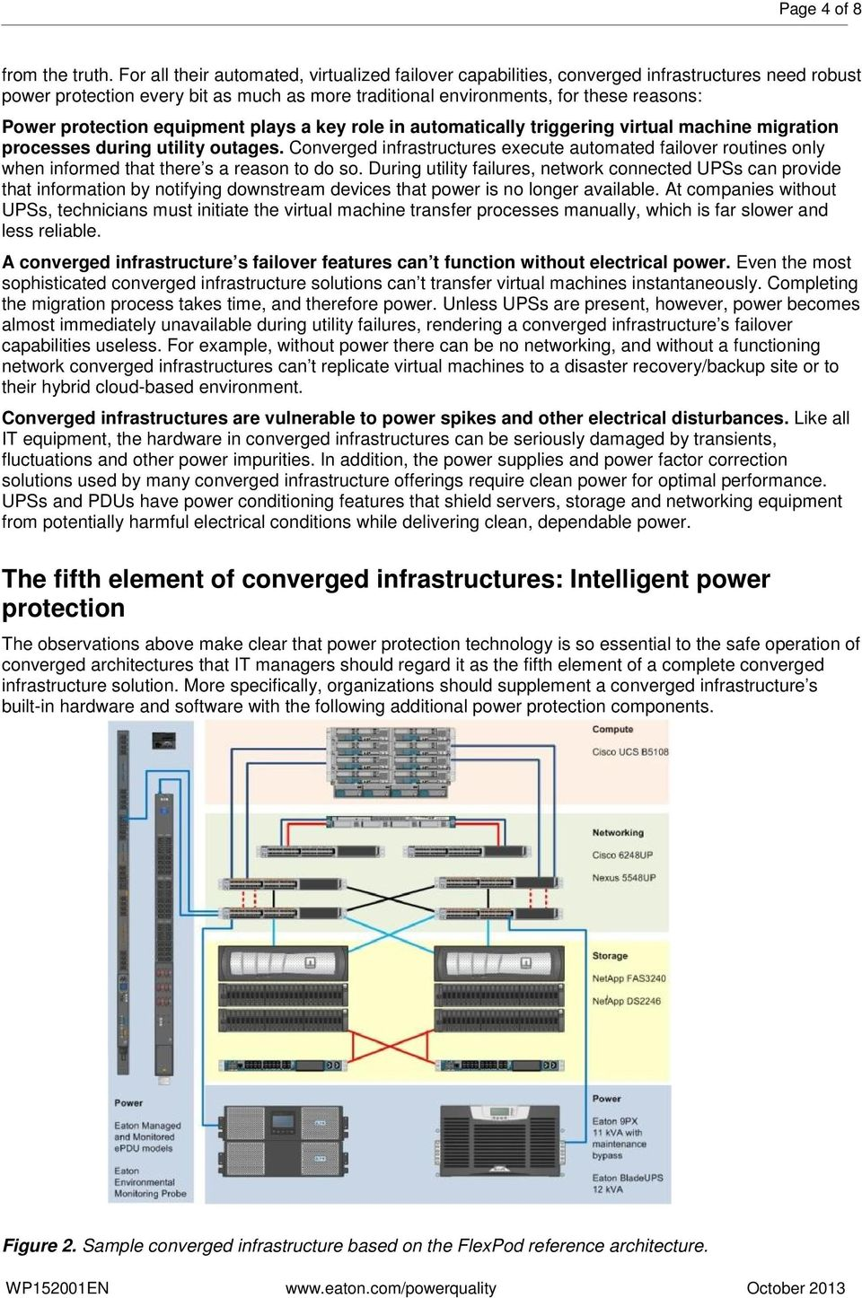 protection equipment plays a key role in automatically triggering virtual machine migration processes during utility outages.