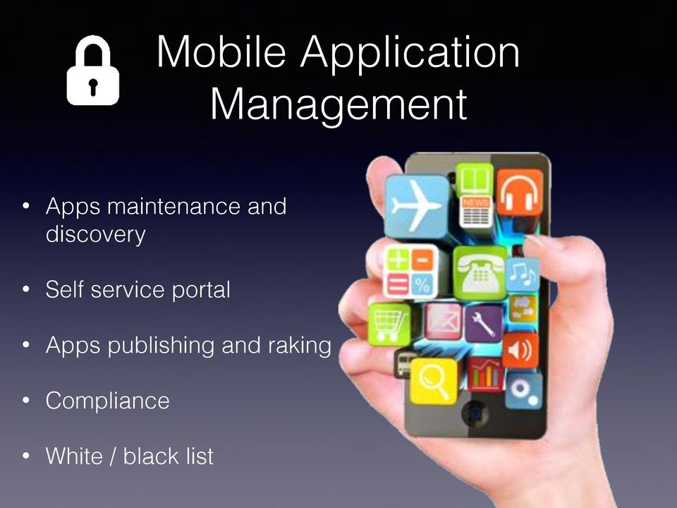 service portal Apps publishing and