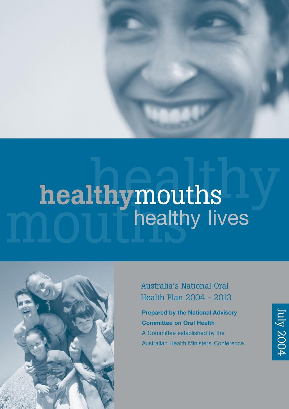 National Advisory Committee on Oral Health A Committee