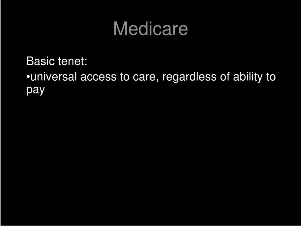 access to care,