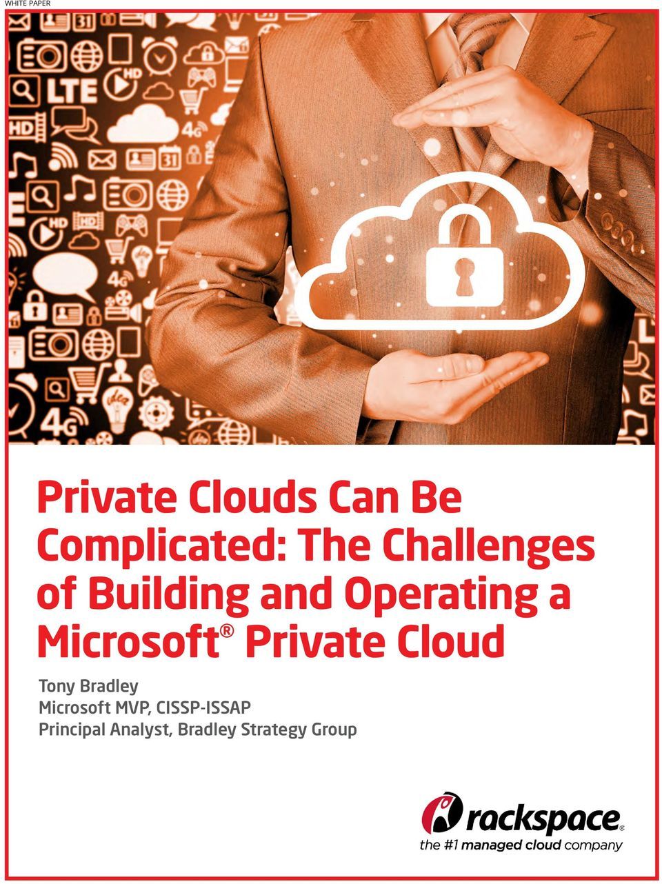 Microsoft Private Cloud Tony Bradley