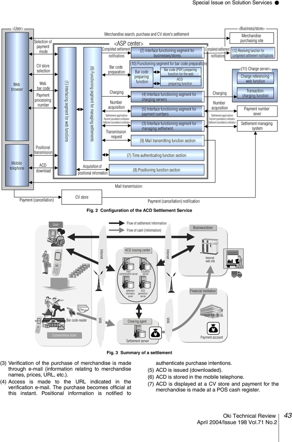 Completed settlement notifications <Business/store> Merchandise purchasing site (12) Receiving function for completed settlement notifications Web browser CV store selection Web bar code Payment