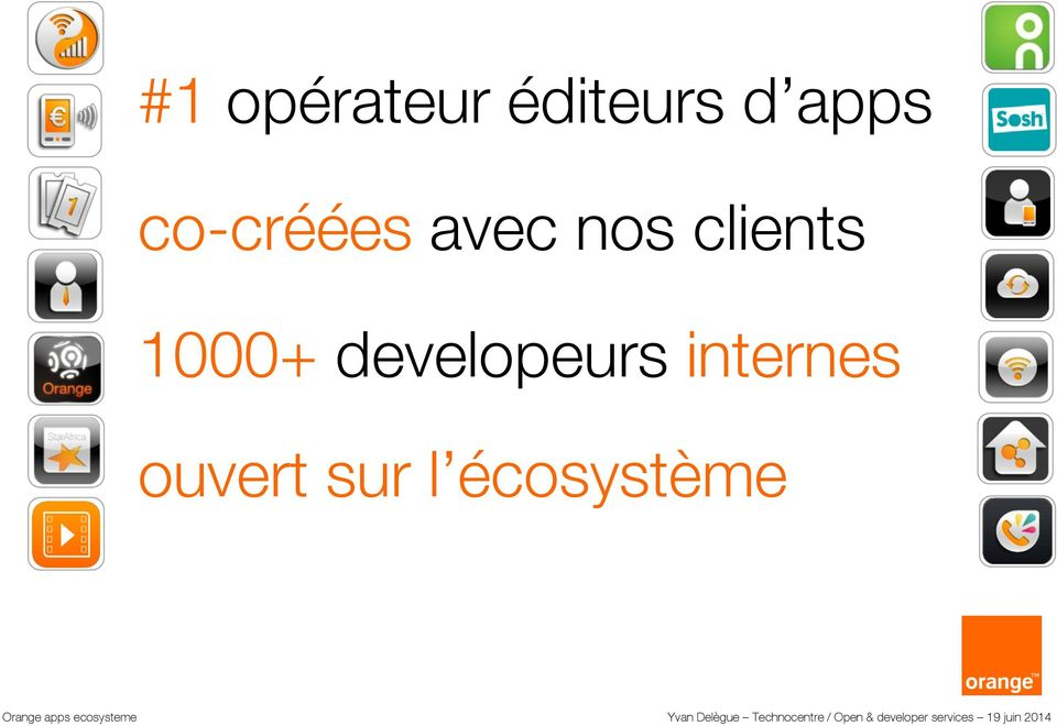 clients 1000+ developeurs