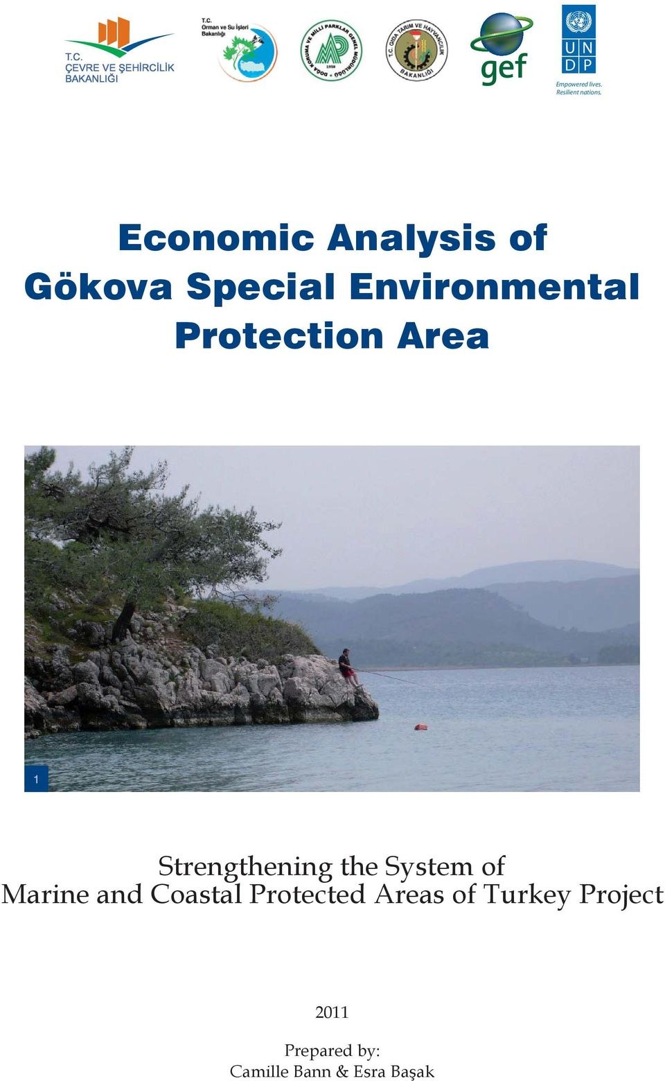 Economic Analysis of Gökova Special Environmental Protection Area