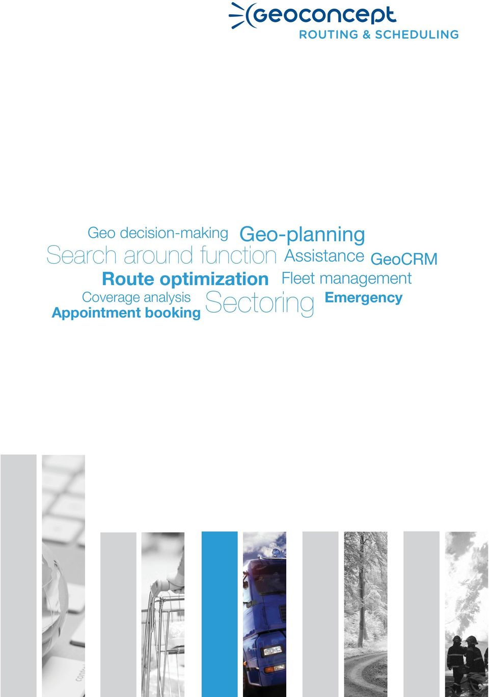 analysis Appointment booking Geo-planning