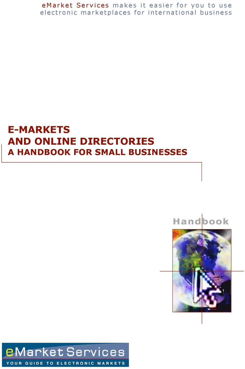marketplaces for i nt e r nat i onal business