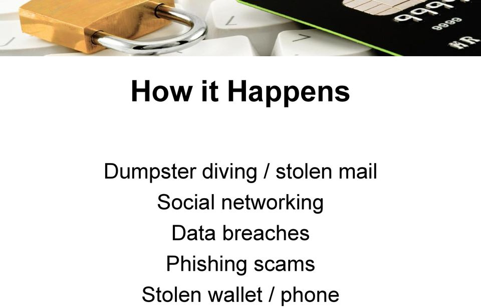 networking Data breaches