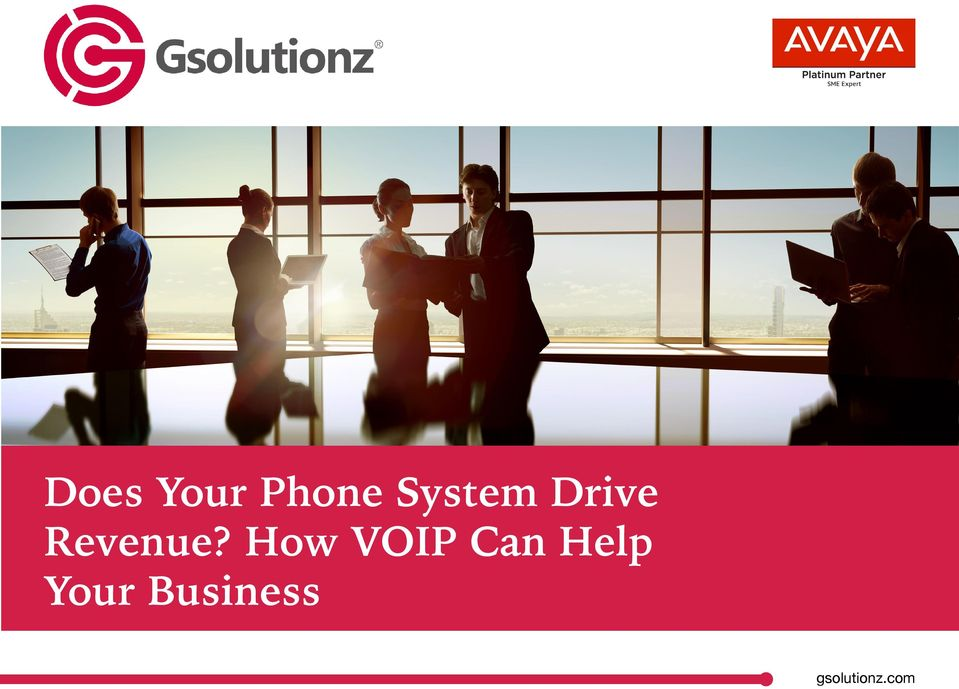 How VOIP Can Help
