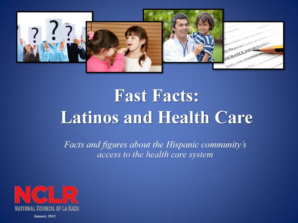 Hispanic community s access to