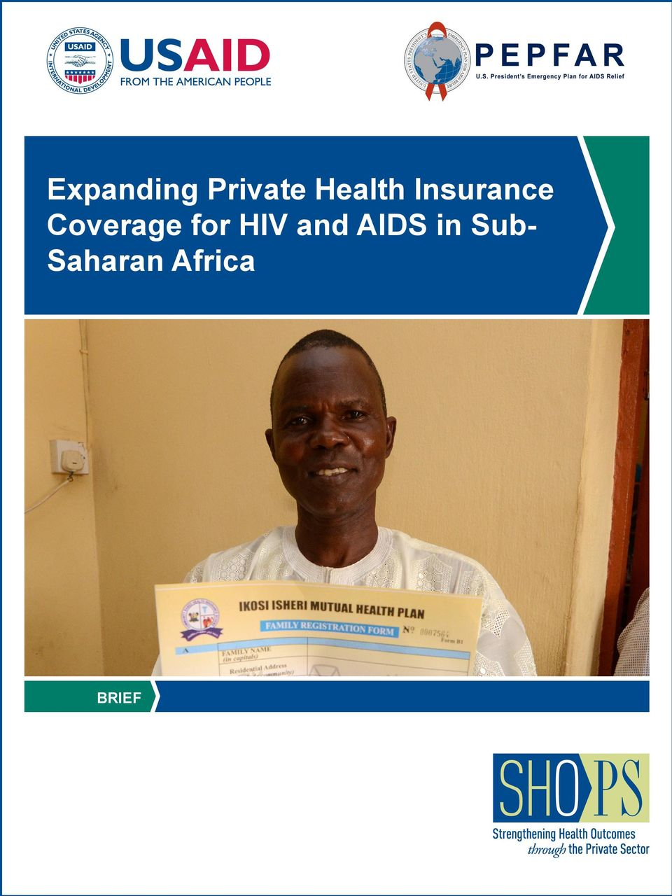 Coverage for HIV and