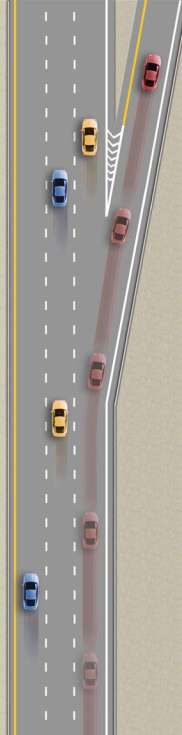 Freeways Common errors when entering the freeway Speed too slow Failure to signal Failure to yield to other vehicles already on freeway Failure to check traffic to front and rear Drifting while