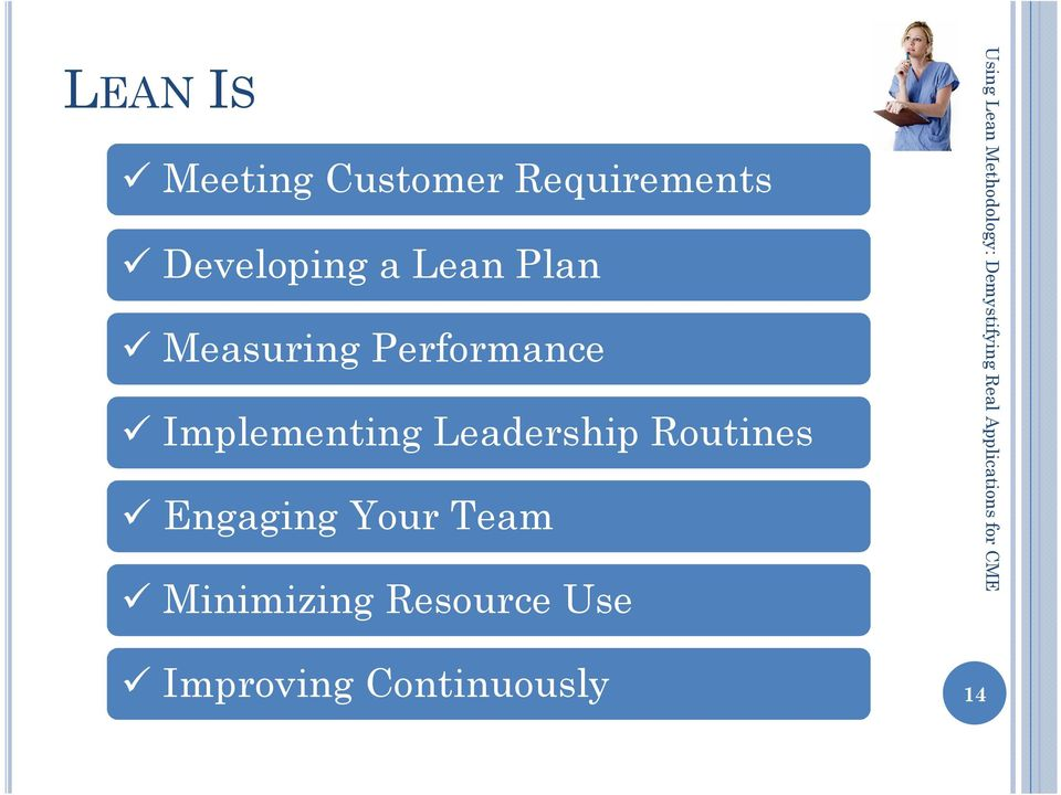 Implementing Leadership Routines Engaging