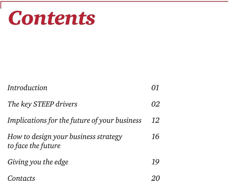 12 How to design your business strategy 16 to