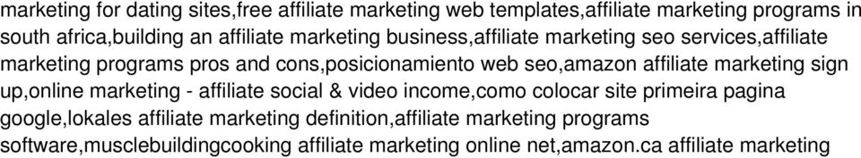 affiliate marketing sign up,online marketing - affiliate social & video income,como colocar site primeira pagina google,lokales