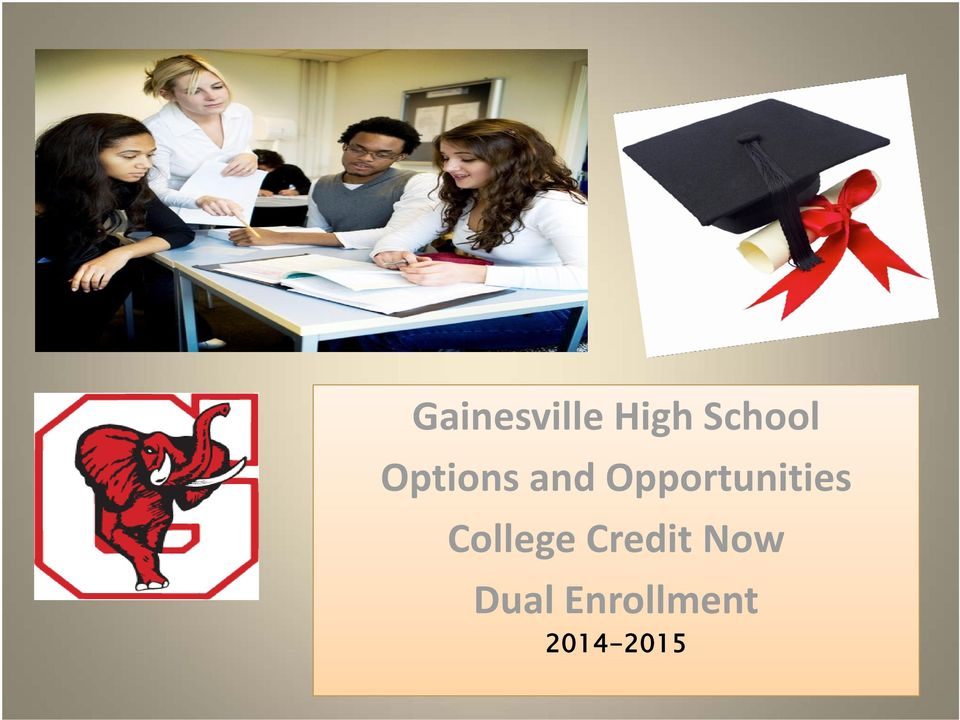 Opportunities College
