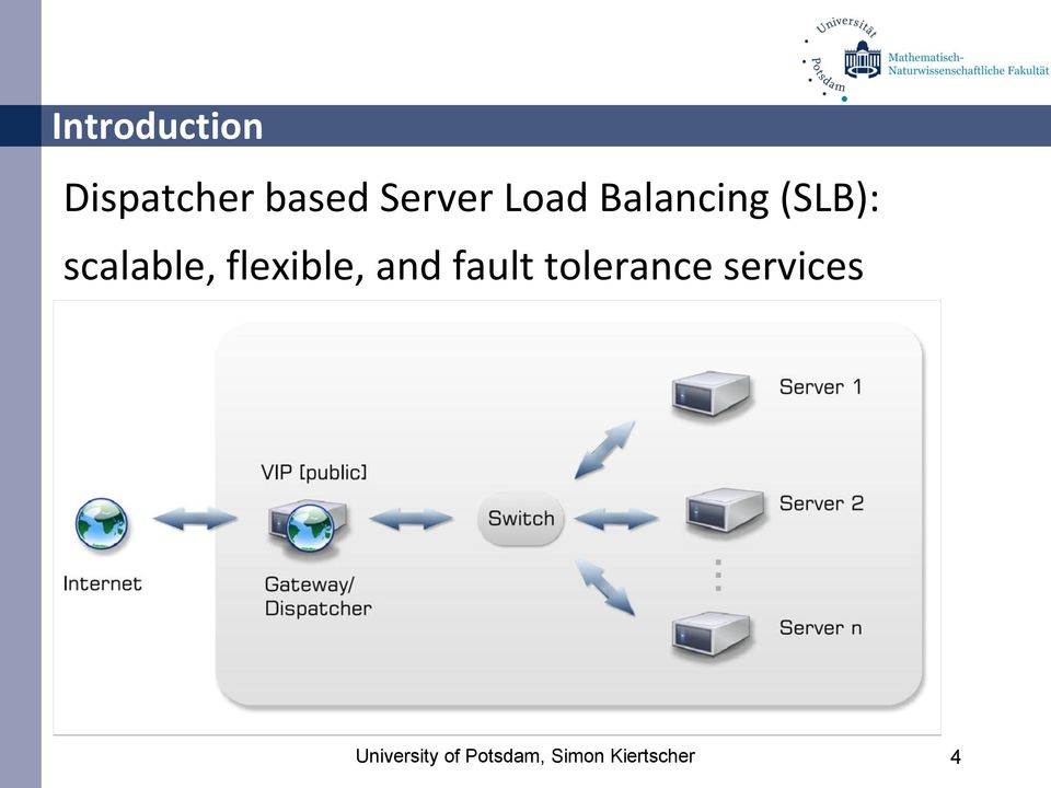 flexible, and fault tolerance