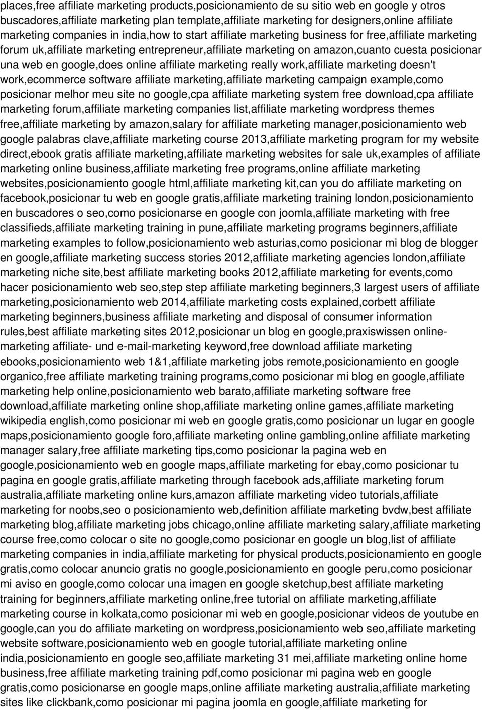 google,does online affiliate marketing really work,affiliate marketing doesn't work,ecommerce software affiliate marketing,affiliate marketing campaign example,como posicionar melhor meu site no