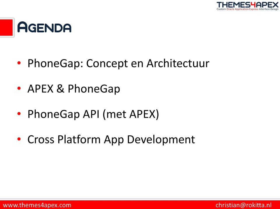 PhoneGap PhoneGap API