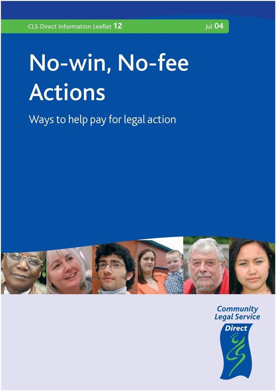 No-win, No-fee Actions