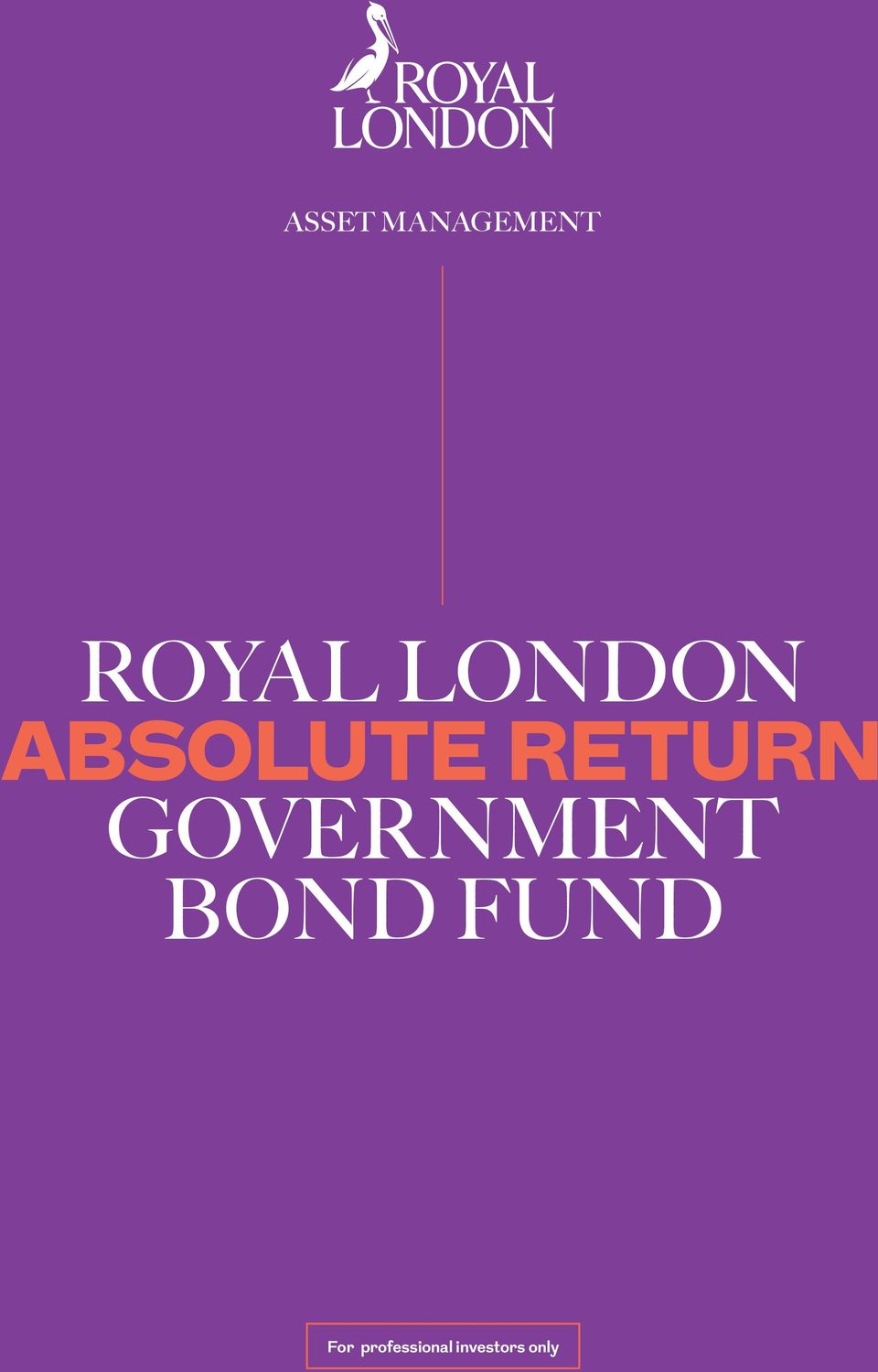 GOVERNMENT BOND FUND