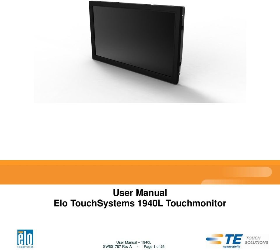 Touchmonitor
