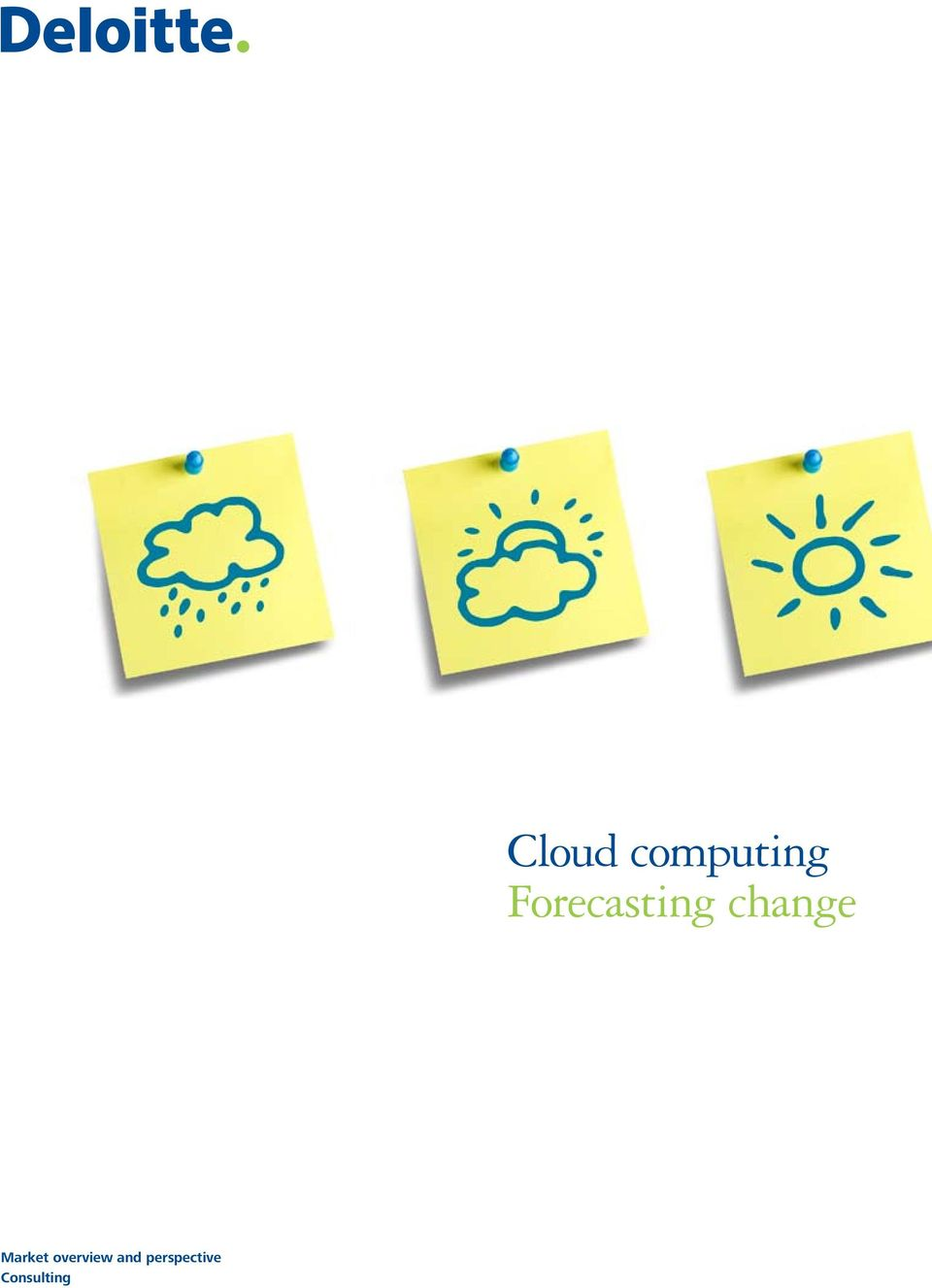Consulting Cloud