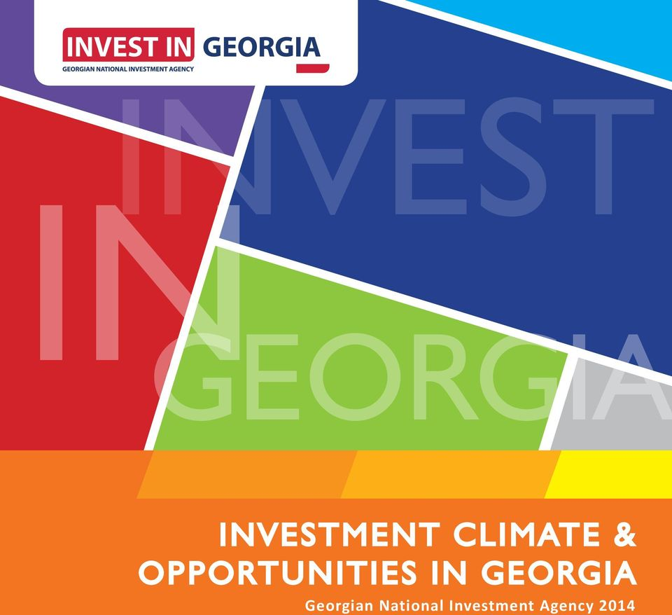 Opportunities in Georgia