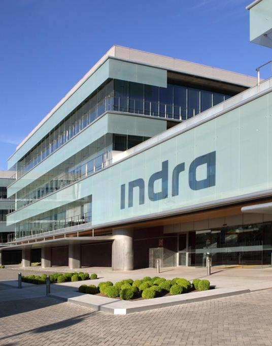 000 Employees Customers in more than 118 countries Indra provides Global Solutions for its costumers Strategic