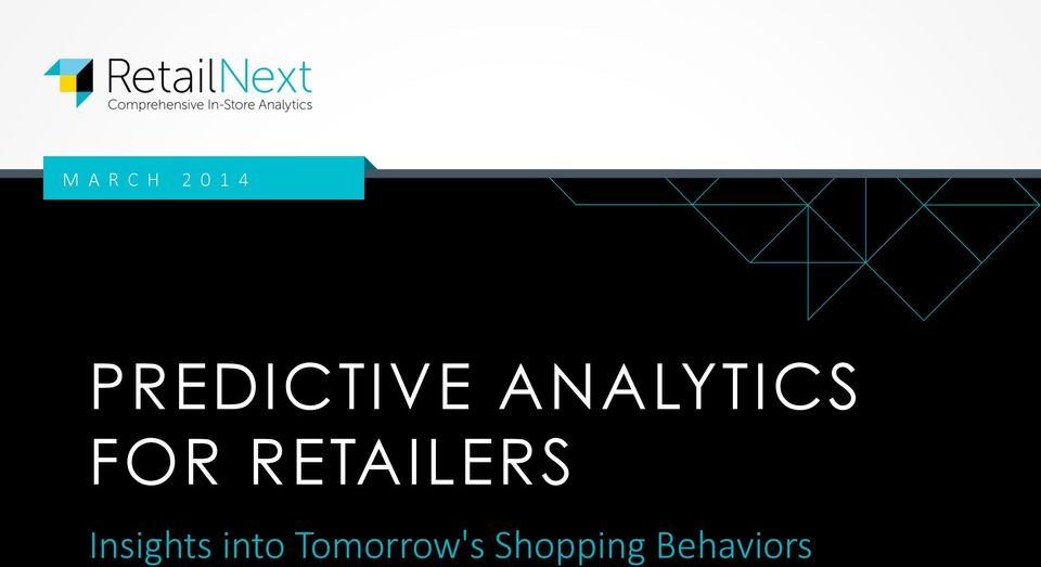 RETAILERS Insights