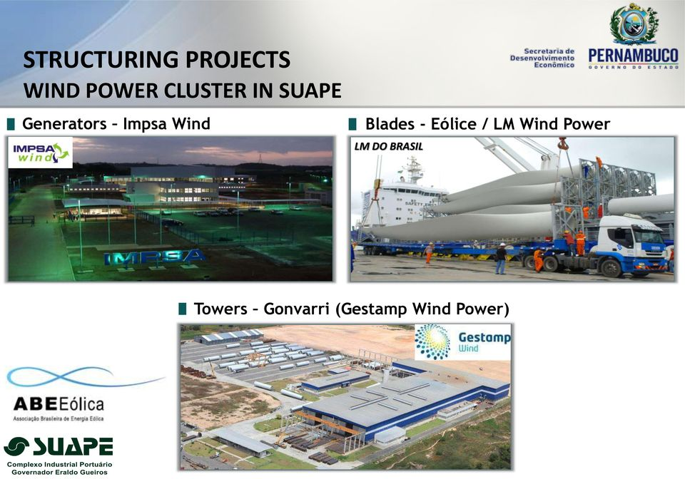 Wind Blades - Eólice / LM Wind Power