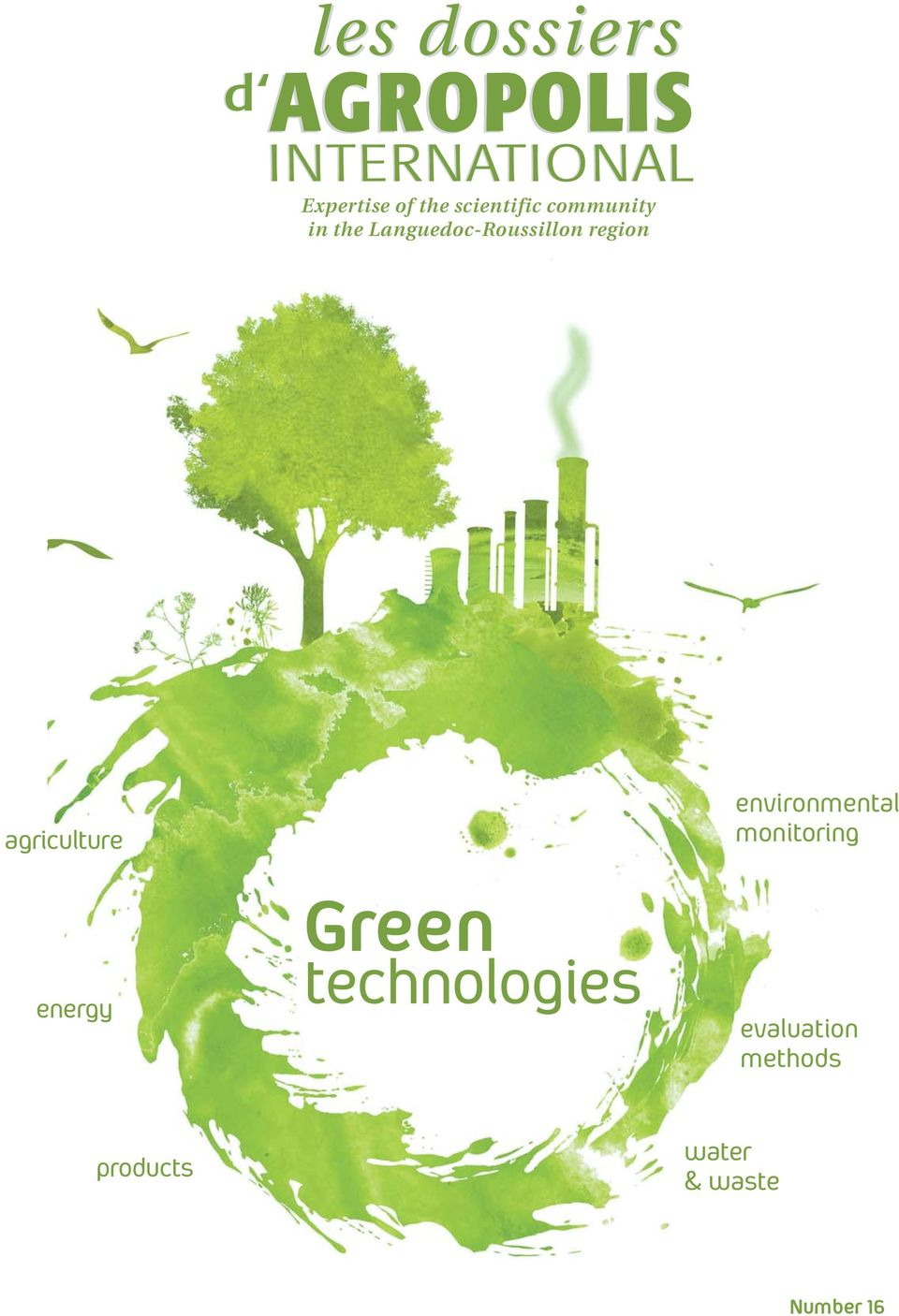 Green technologies environmental monitoring