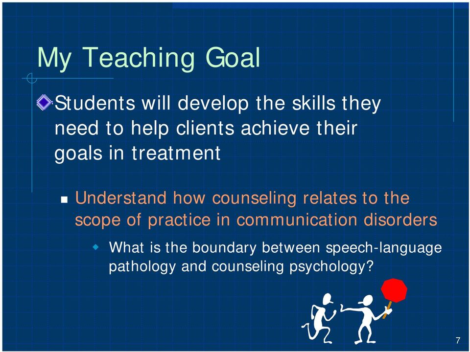 relates to the scope of practice in communication disorders What is