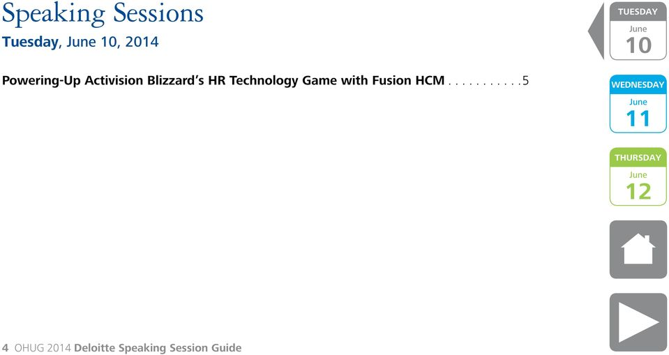 Technology Game with Fusion HCM.